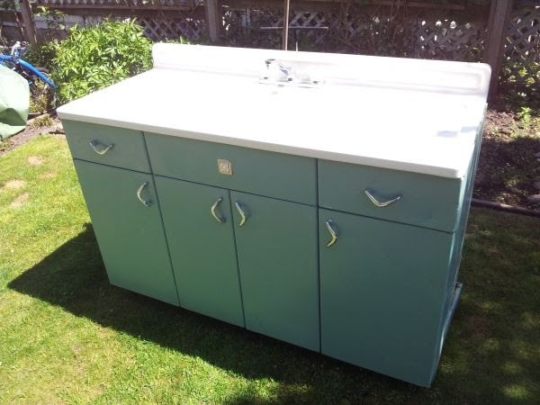 metal Youngstown kitchen cabinet | Mid Century Mod ...