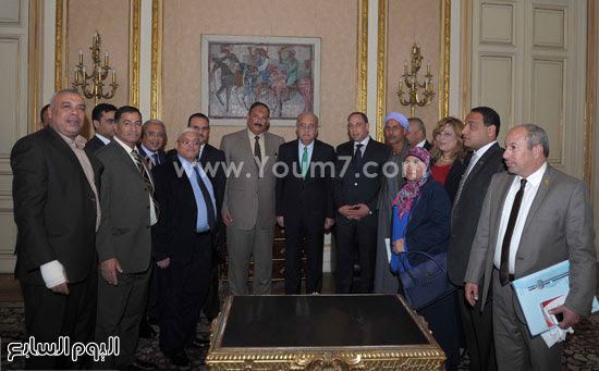 اجتماع رئيس مجلس الوزراء بنواب محافظه اسيط (16)