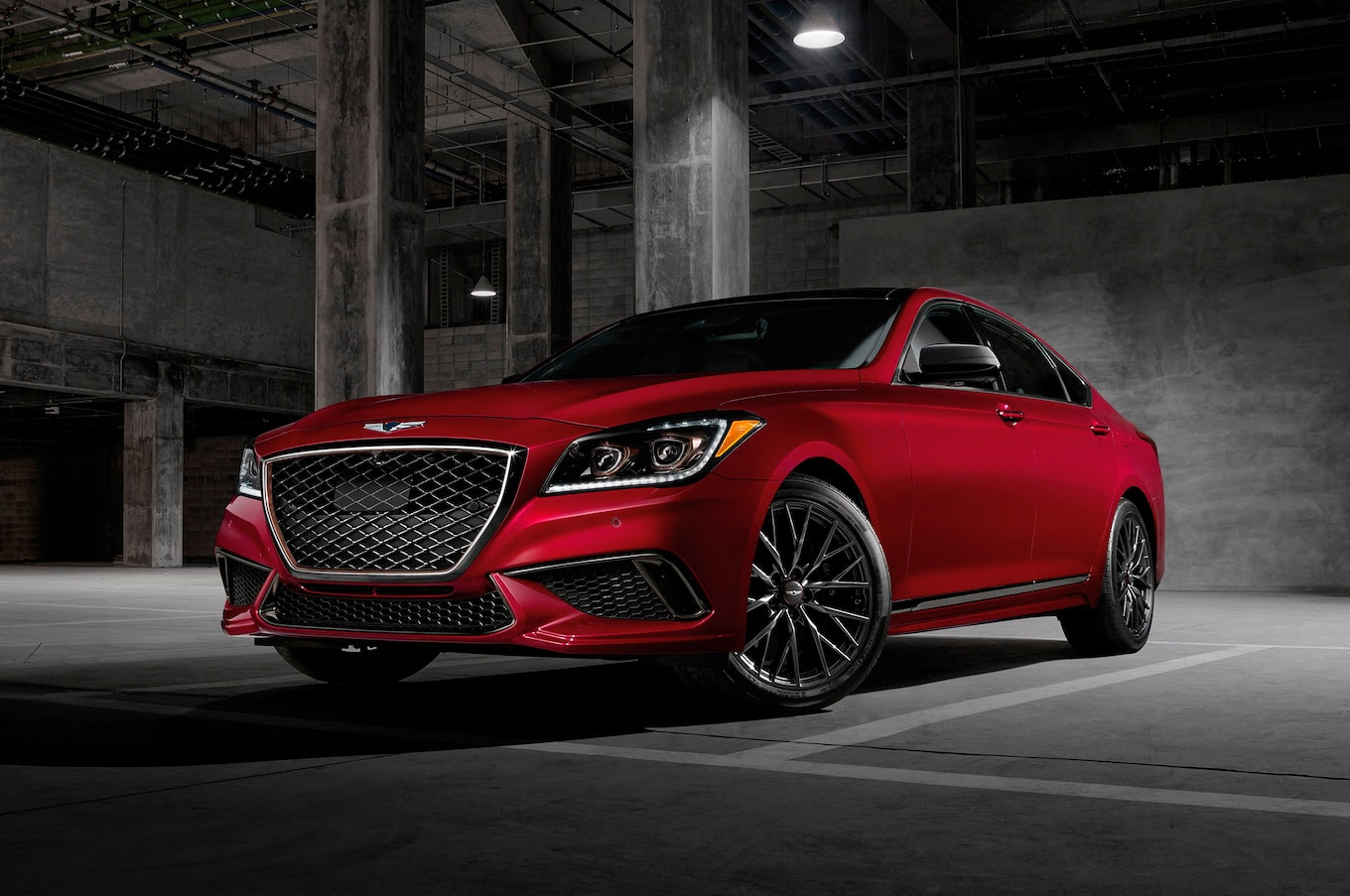 2018 Genesis G80 Sport First Drive: Notice Me!  Motor Trend