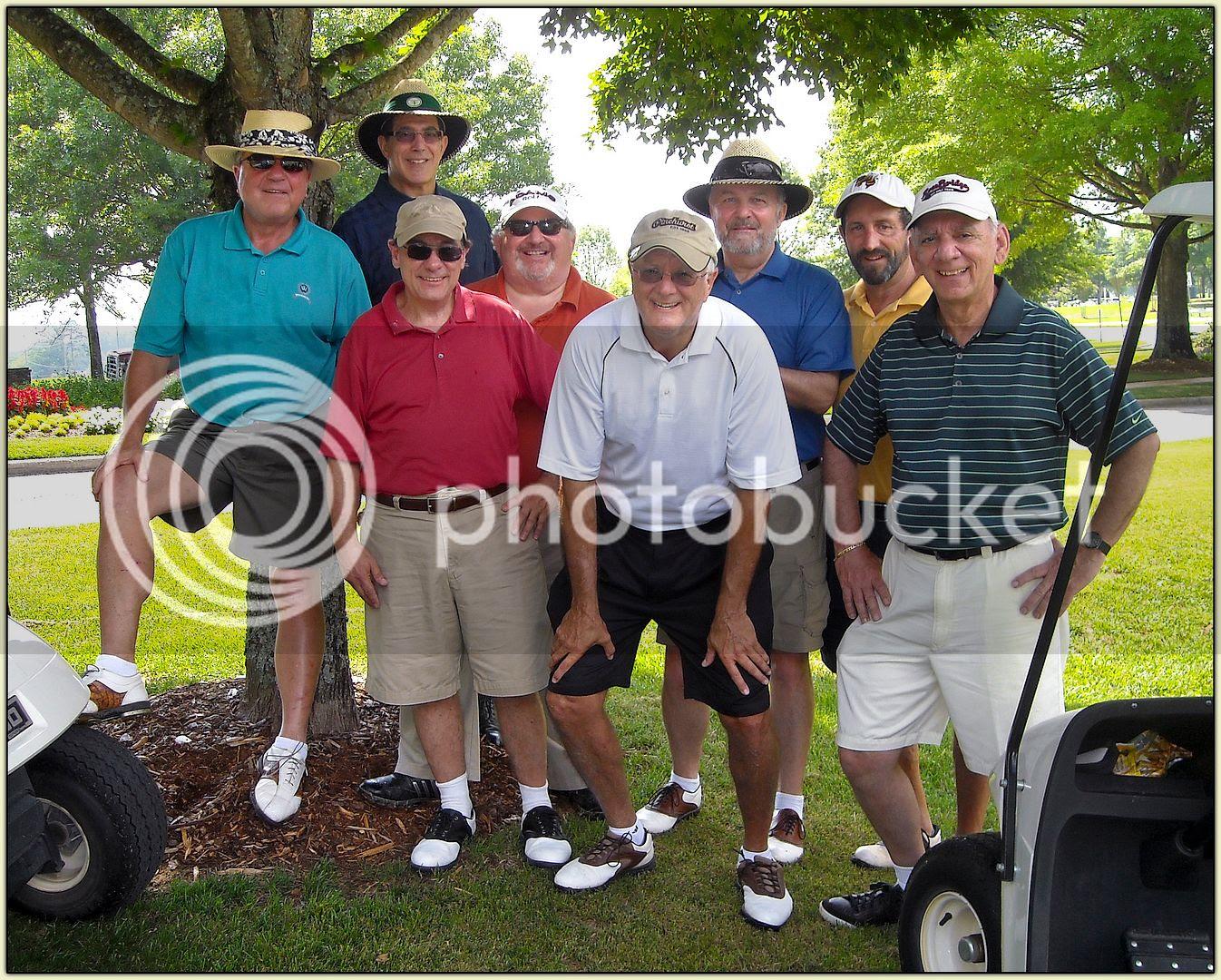 Golfy Boyz 2010