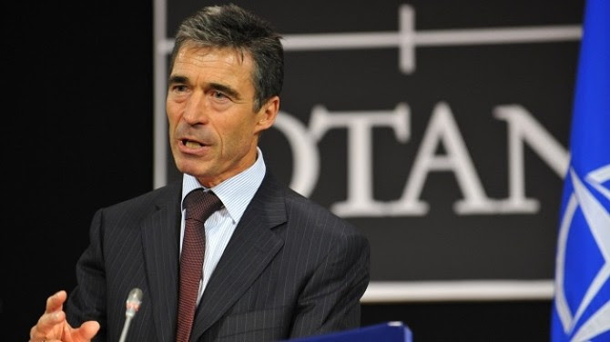 NATO rasmussen