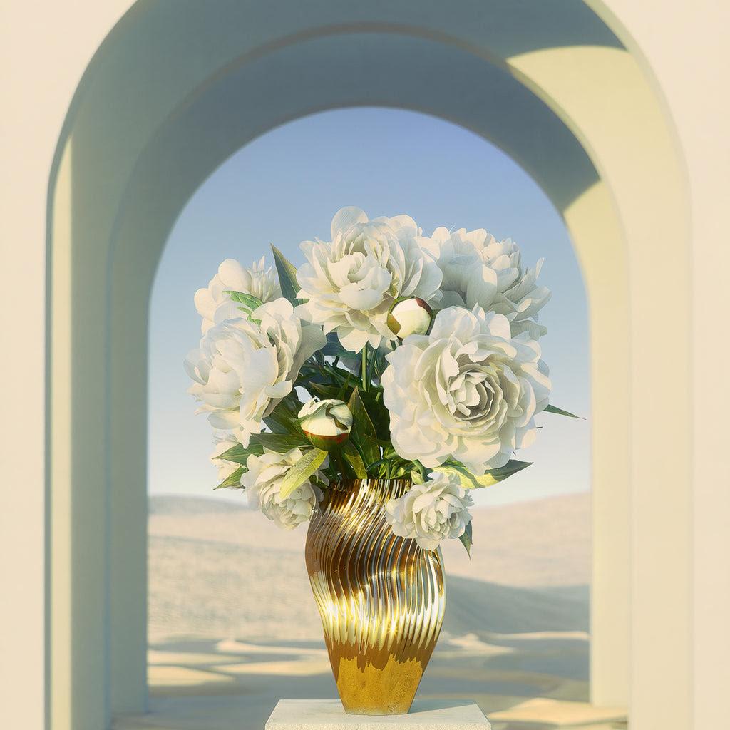 The Narrow Flower Vase Ramona Albert