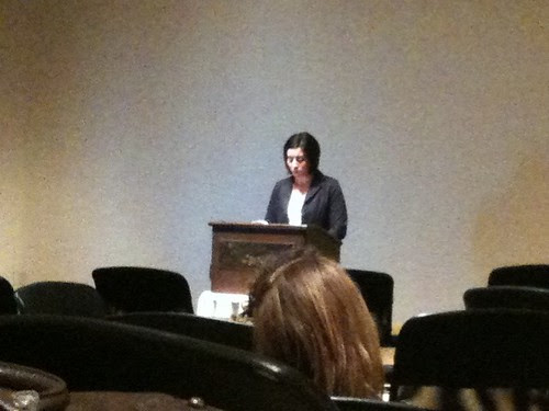 Cristina Henriquez, Writers Festival, Northwestern University