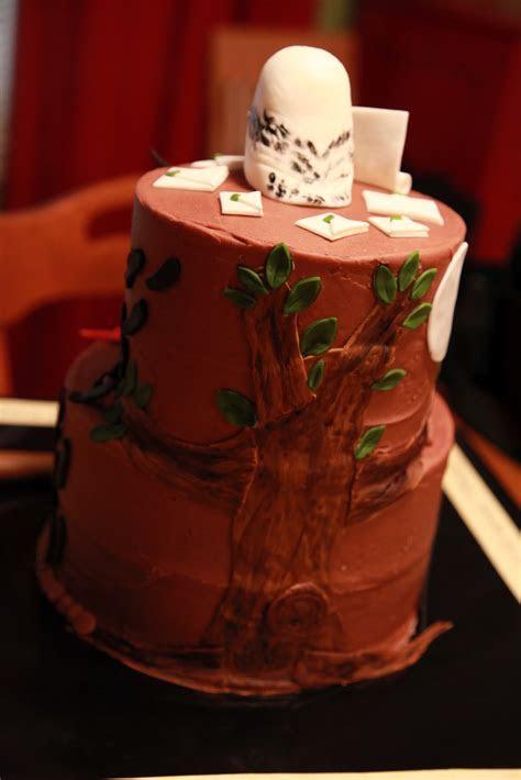 the cake box girls: Harry Potter birthday cake