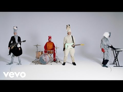 Lawson's music video of their latest single 'Animals'