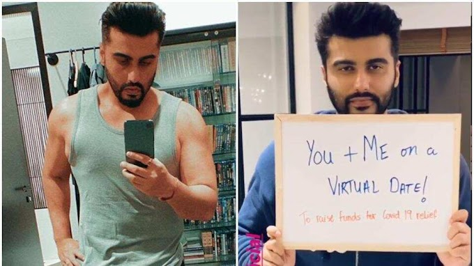 Arjun Kapoor to go on a virtual date to help raise funds for daily wage earners