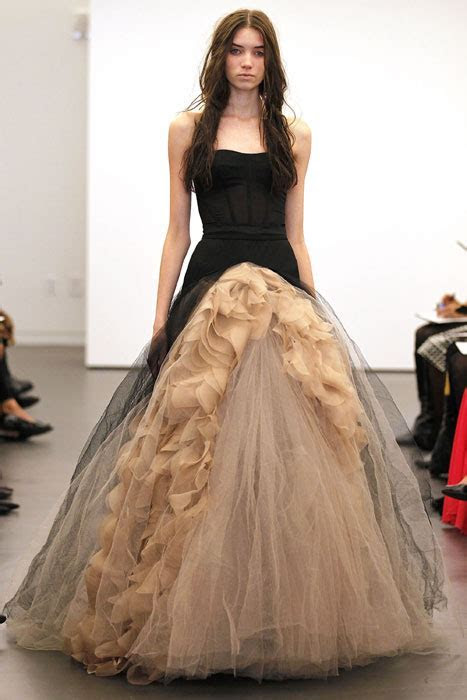 Witch dress would you wear? Vera Wang goes goth with new