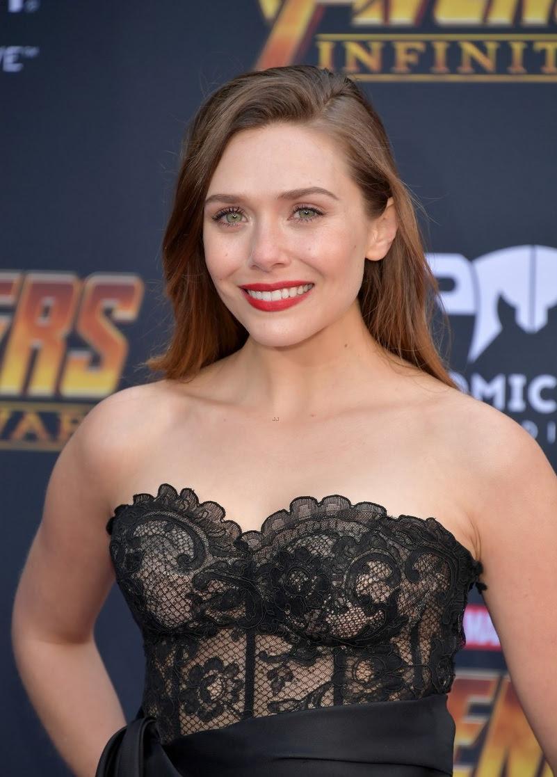 33 Elizabeth Olsen Hot Bikini Pictures - Sexy Marie ...