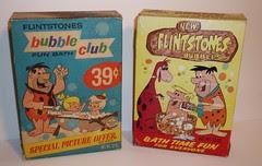 Flintstones Bubble Bath