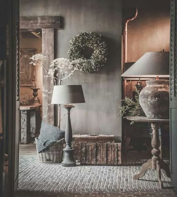 Modern Country Style Belgian Style And Modern Country: Modern Country Style: How To Create Belgian Style With Texture