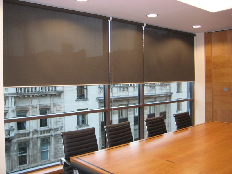 large roller blinds for offices1