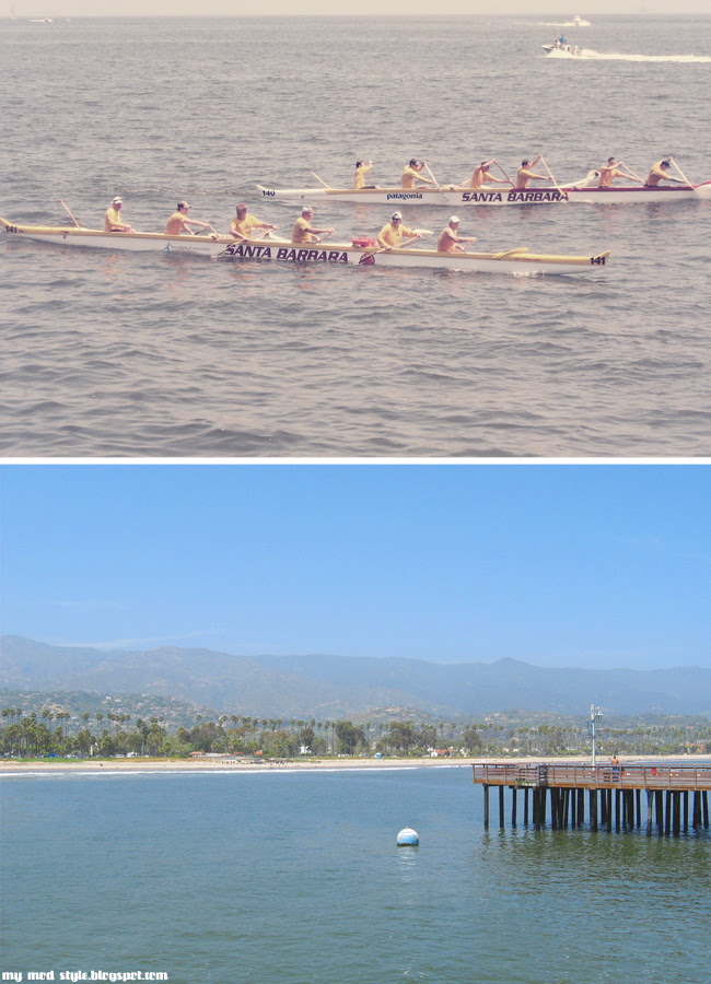 Santa Barbara CA collage 5
