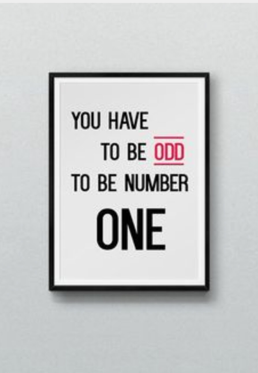 Quotes About Being The Odd One 14 Quotes