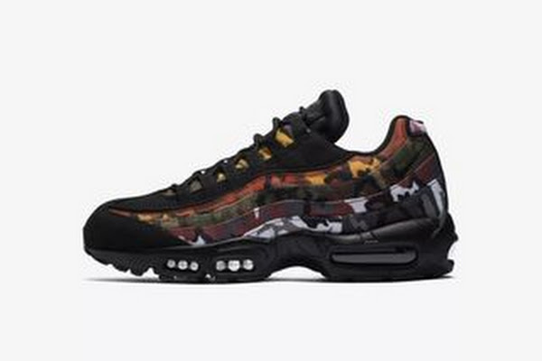 "wholesale dealer c050c b9113 The Air Max 95 ""ERDL Party"" Is Camoed Out"