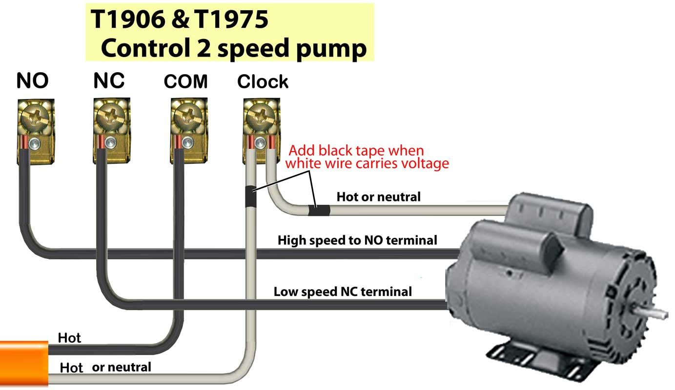 19 Awesome Intermatic Pool Timer Wiring Diagram