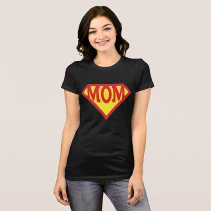 mothers day shirt supermom mom shirt