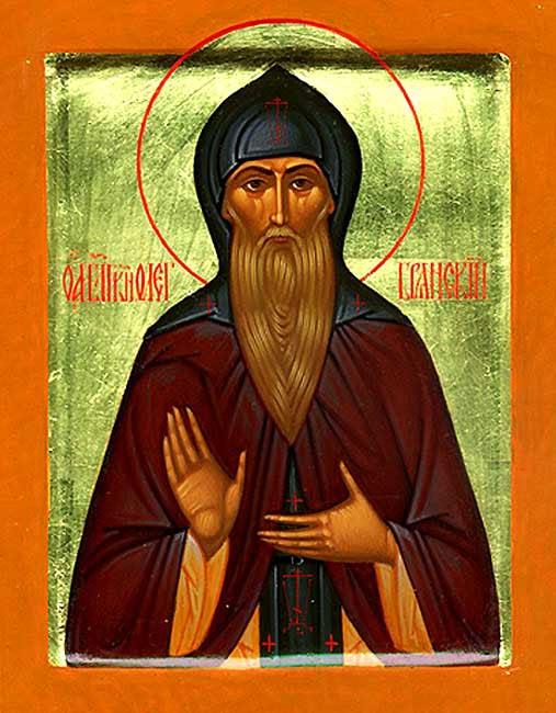 IMG ST. OLEG Romanovich, Prince of Bryansk