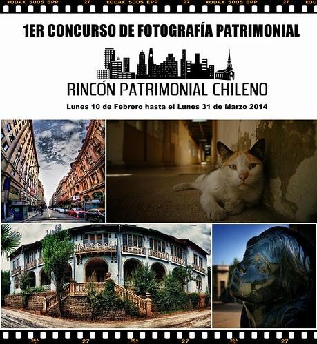 1ER CONCURSO DE FOTOGRAFÍA PATRIMONIAL 2014 by Alejandro Bonilla