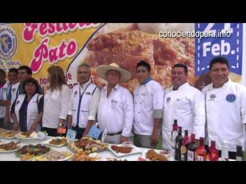 ConociendoPeru - I FESTIVAL DEL PATO en Huaral, este 20 y 21 de febrero