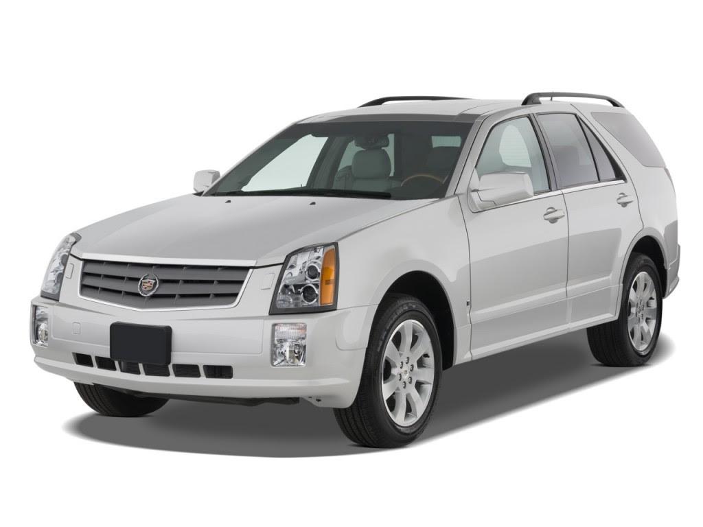 Cadillac SRX 2003 - specifications, description, photos.