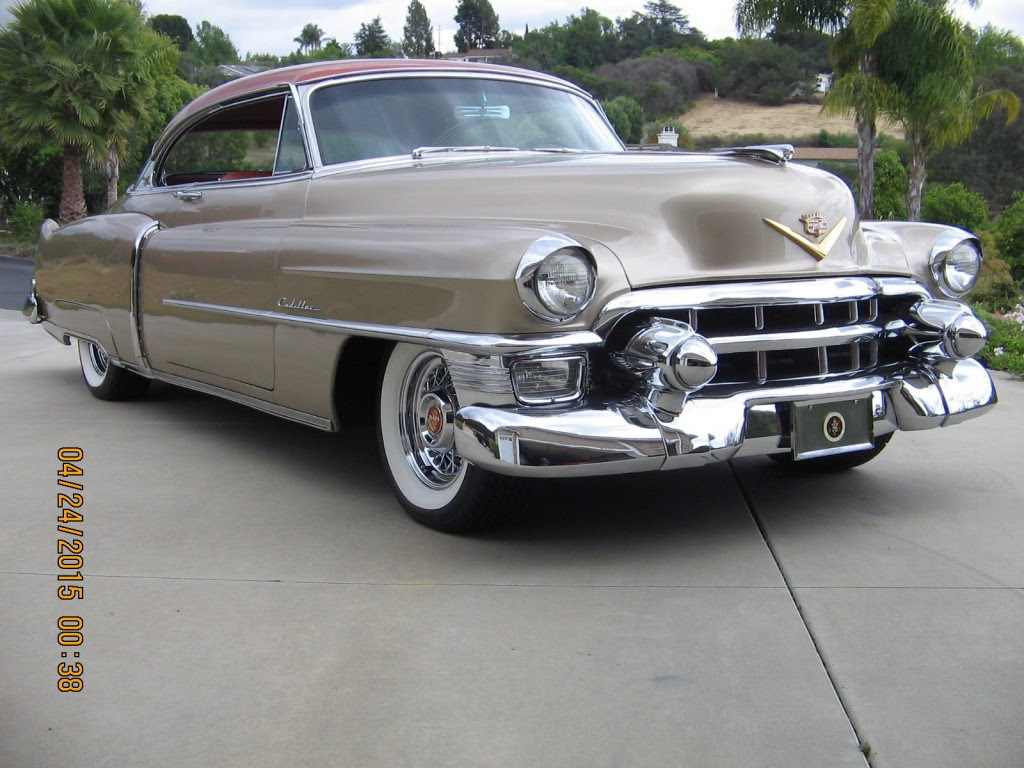 1953 Cadillac DeVille Coupe for sale