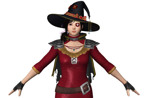 Kokoro as Megumin