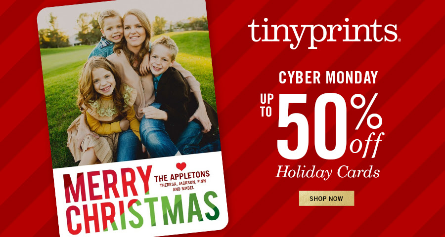 Tiny Prints - Cyber Monday