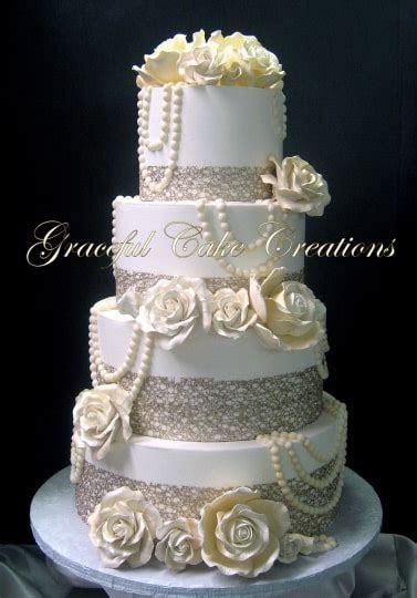 Graceful Cake Creations   Wedding Cake   Mesa, AZ