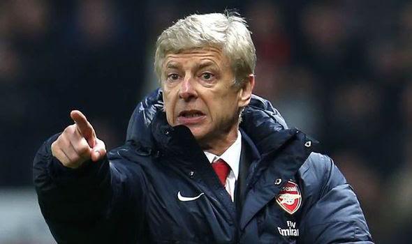 Arsene Wenger Denies Barca Link.
