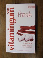 Vitamingum Cinnamon