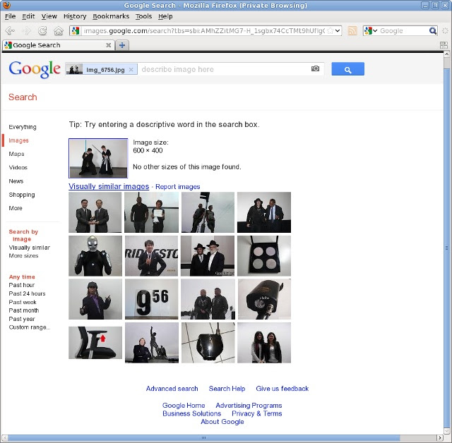 search by image