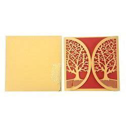 Laser Cut Wedding Cards   Manufacturers, Suppliers