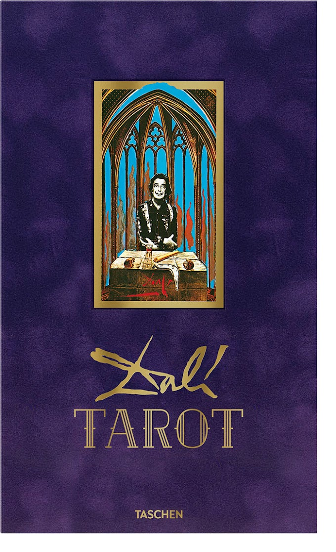 Salvador Dalí's Surreal tarot Deck To Be free once more thirty Years when it absolutely was initial Designed