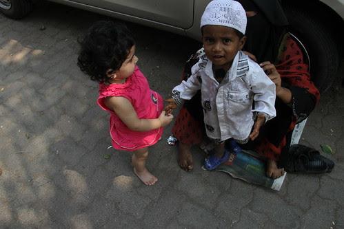 Eid Mubarak From a 15 Month Street Photographer To a Muslim Beggar Child by firoze shakir photographerno1