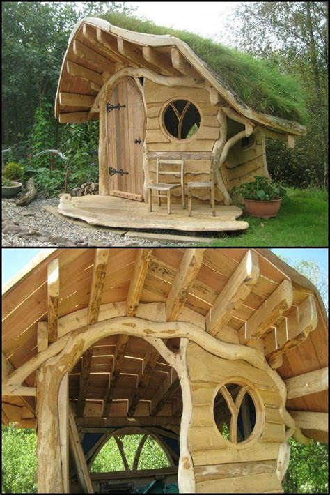 spielhaus garten selber bauen projects  hubby house