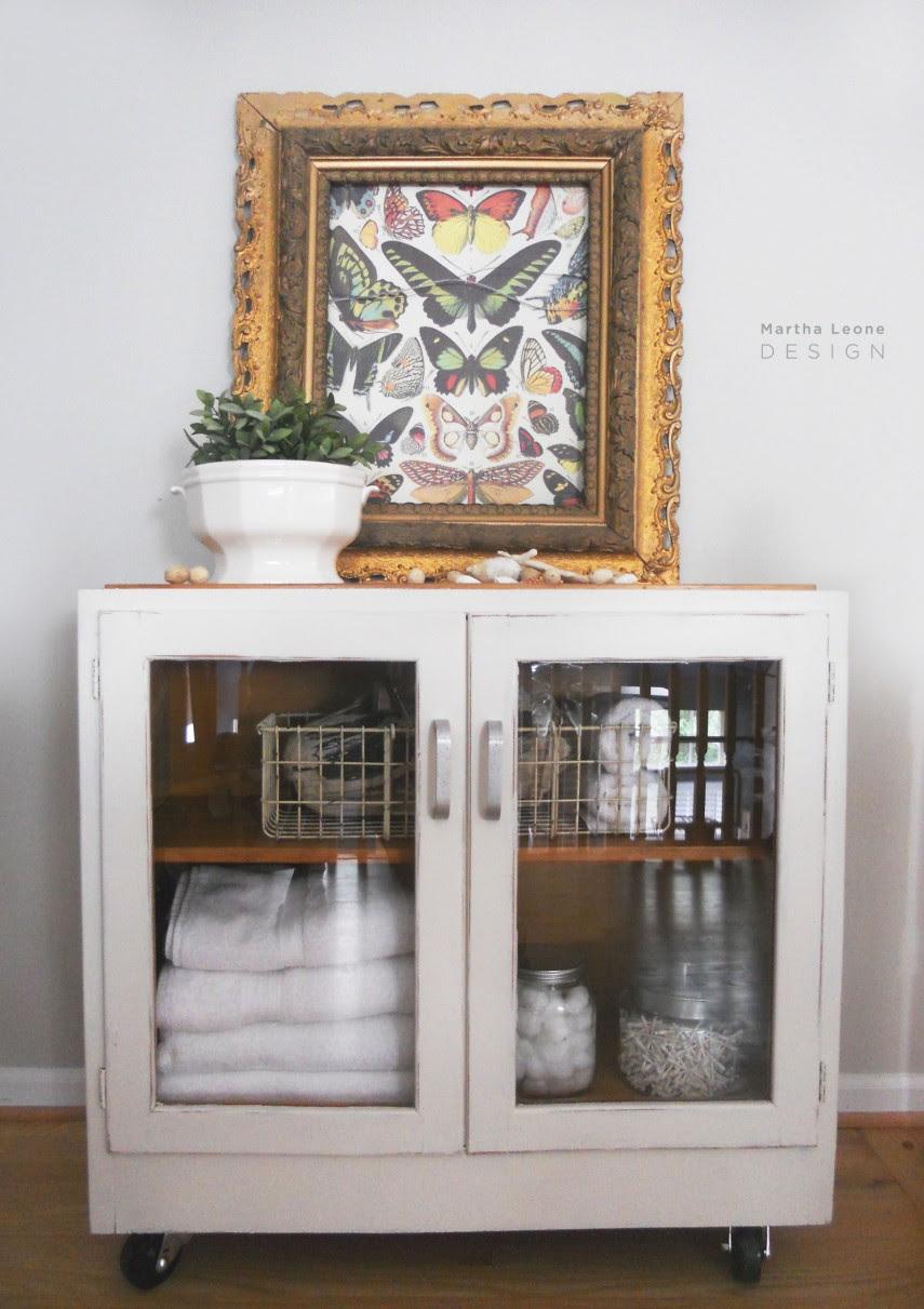 Cabinet by Martha Leone Design