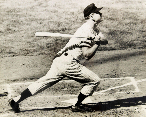thestrawthatstirsthedrink:<br /><br />Mickey Mantle<br />