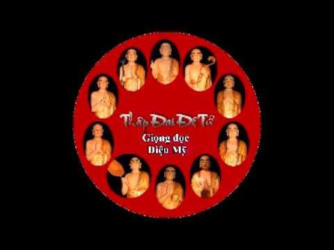 Thập Đại Đệ Tử Phật