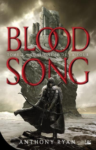 Couverture Blood Song, tome 2 : Le seigneur de la Tour