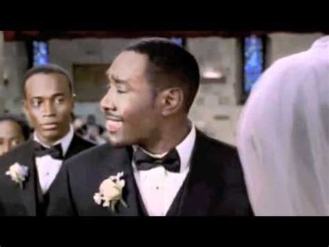 The Best Man: Wedding Scene   YouTube