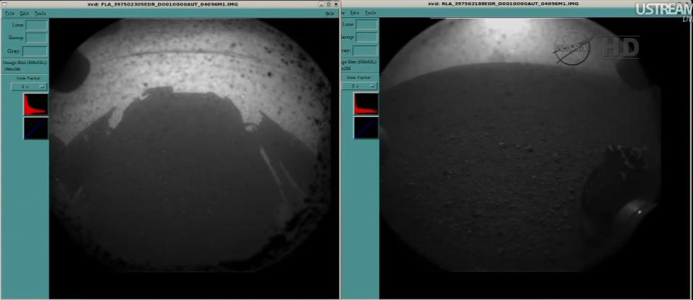 mars rover curiosity msl photos