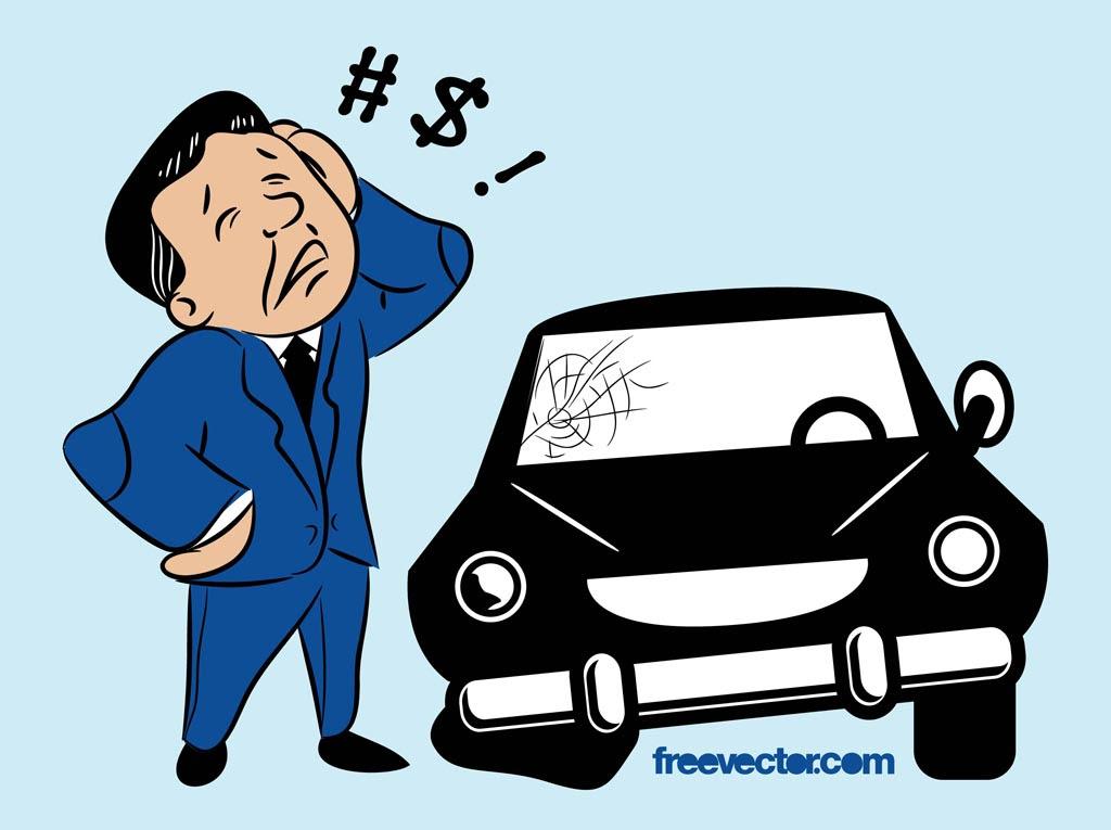 Car Insurance Vector Vector Art Graphics Freevector Com