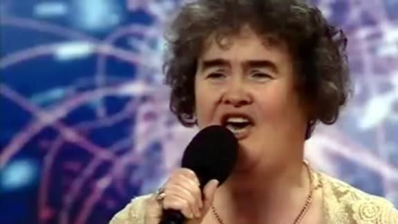 Susan Boyle Sings on Britain's Got Talent 2009 Episode 1 @ Yahoo! Video