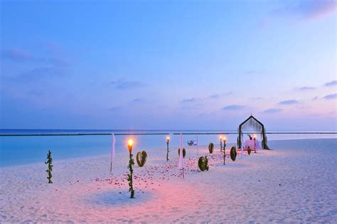 YOUR DREAM WEDDING at Lily Beach Resort & Spa ? Maldives