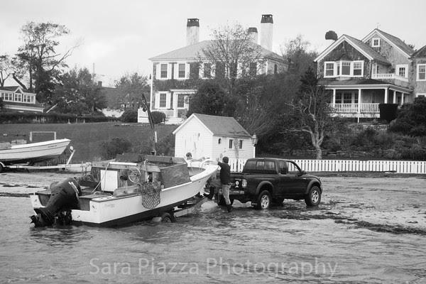 Hurricane Sandy, aftermath, Edgartown, Massachusetts