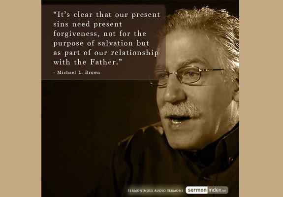 Michael L Brown Quote 2 Sermon Index