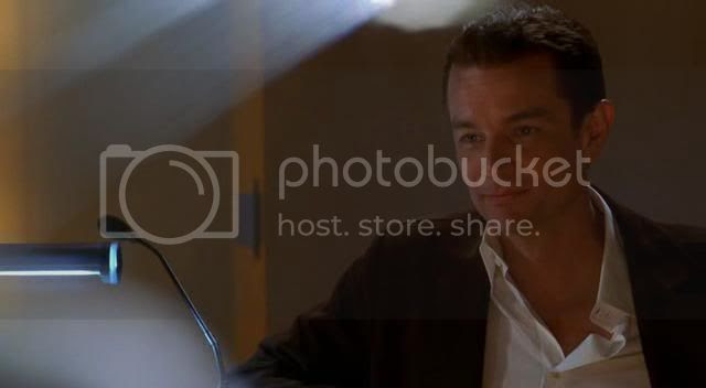 James Marsters as Professor Milton Fine