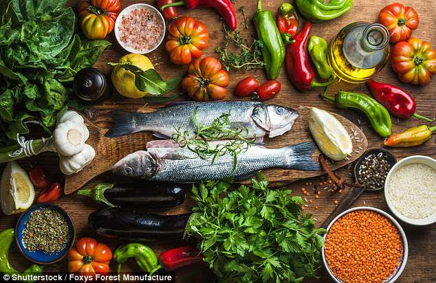Eating more fish, vegetables, grains and oils - as people traditionally do in Mediterranean and Scandinavian countries - can have many  benefits including better heart and brain health