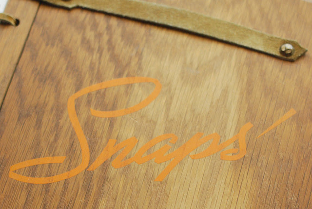 Snaps - A Vintage Photo Album