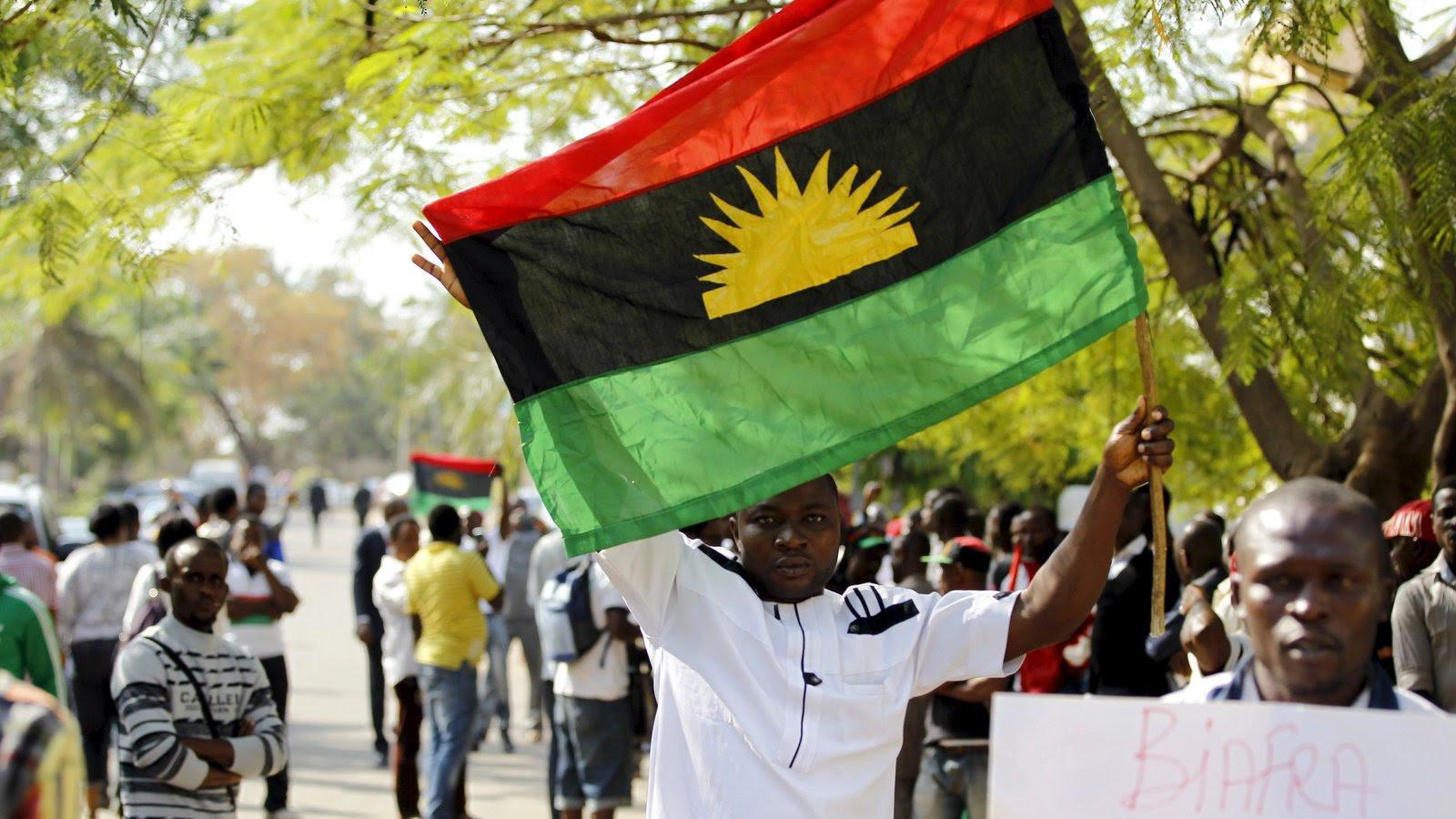 [GIST] Biafran Struggle Now On Autopilot – Sacked IPOB Radio Host, Simon Ekpa